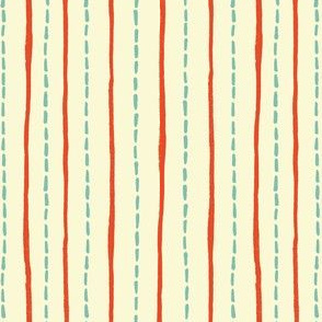 Writing Paper Stripes