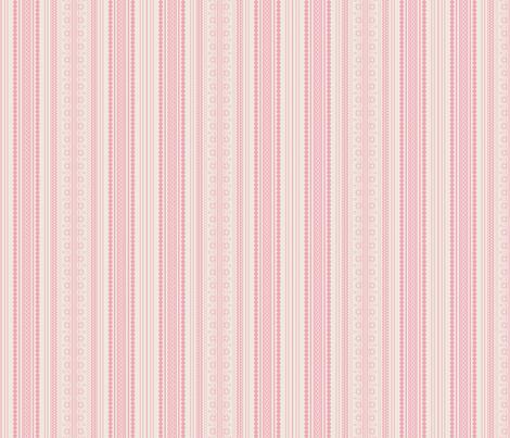 STRIPES_PINK fabric by natasha_k_ on Spoonflower - custom fabric