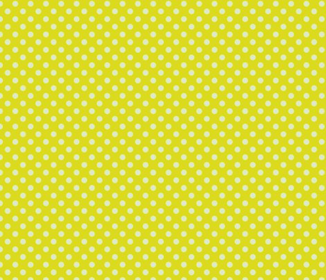 Rryellow_green_with_light_blue_dots_vintage_shop_preview
