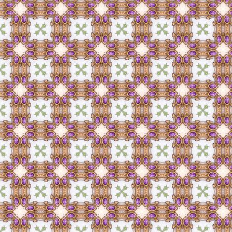 Fluorite fabric by siya on Spoonflower - custom fabric