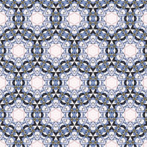 Libero's Knot fabric by siya on Spoonflower - custom fabric