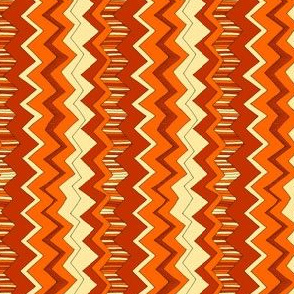 Marmalade Zigzag