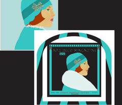Art Deco Fashion Magazine