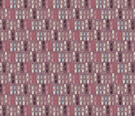 Vacuum Tube Retro-1/3 fabric by glimmericks on Spoonflower - custom fabric