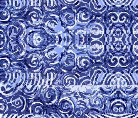 deco_swirl_2 fabric by nickinic99 on Spoonflower - custom fabric