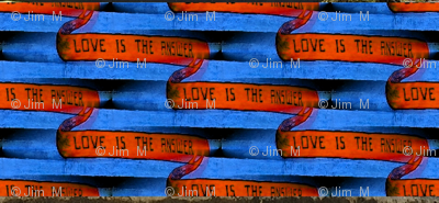 love is the answer graffitifabric2
