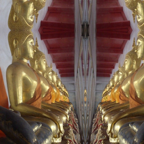 Buddha Gold by Gary