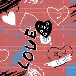 love_graffiti
