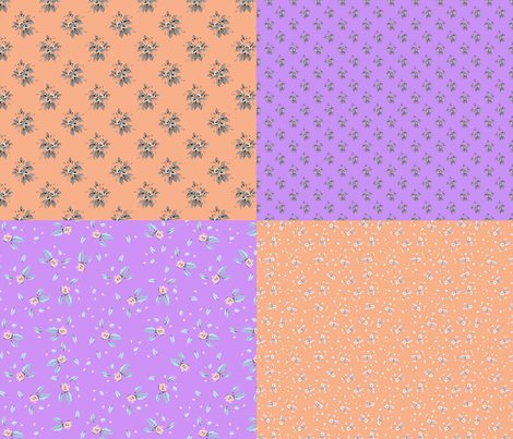 Rrroses_purple_peach_coordinate_7_gentian_fat_quarters_zzzzz2_shop_preview