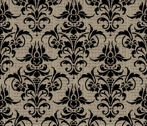 Cathy fabric by peacoquettedesigns on Spoonflower - custom fabric