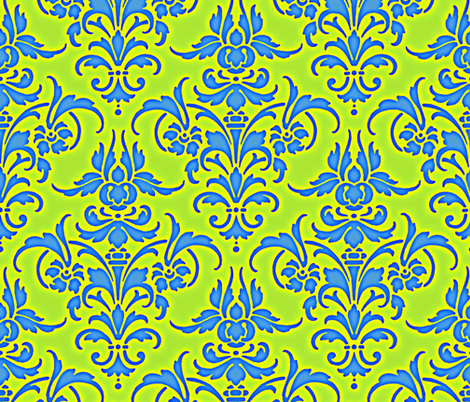 Inga fabric by peacoquettedesigns on Spoonflower - custom fabric