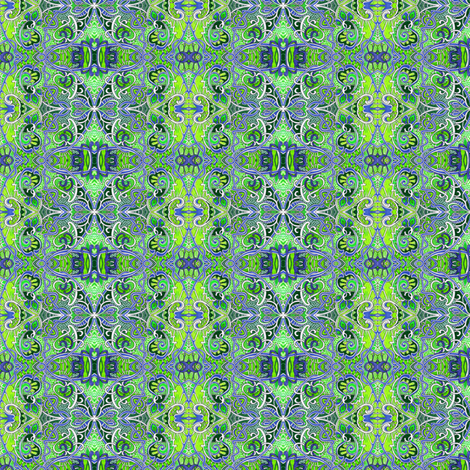 Mossy Grove fabric by edsel2084 on Spoonflower - custom fabric