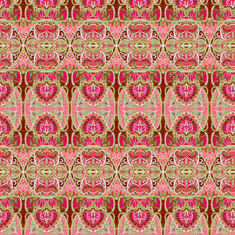 For Romantic Fools fabric by edsel2084 on Spoonflower - custom fabric