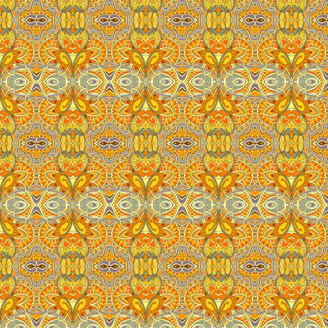 Summer Romance fabric by edsel2084 on Spoonflower - custom fabric