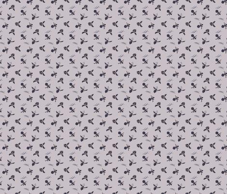 Iris fabric by janelle_wooten on Spoonflower - custom fabric