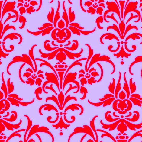 Rose fabric by peacoquettedesigns on Spoonflower - custom fabric