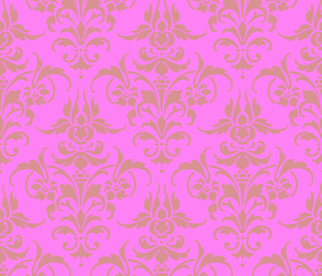 Linda fabric by peacoquettedesigns on Spoonflower - custom fabric