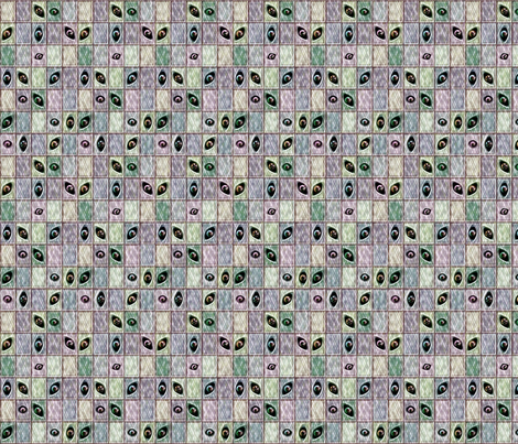 ©2011 tweedrose2-ed fabric by glimmericks on Spoonflower - custom fabric