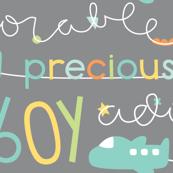 precious boy
