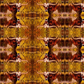 longhorn_in_mesquite_fabric