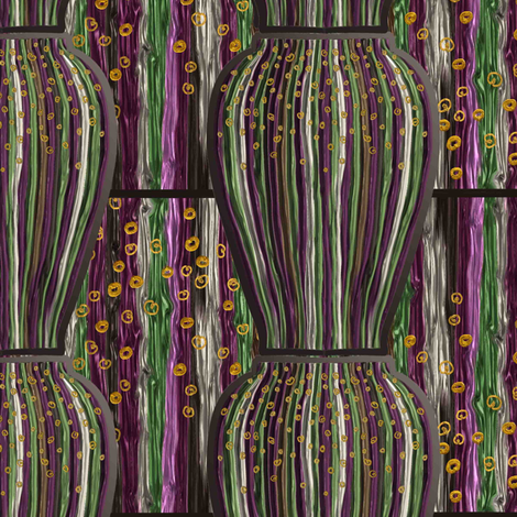 Ali Baba's Cave by Su_G fabric by su_g on Spoonflower - custom fabric