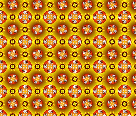 Lacrosse Helmets fabric by dd_baz on Spoonflower - custom fabric