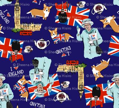 I <3 England