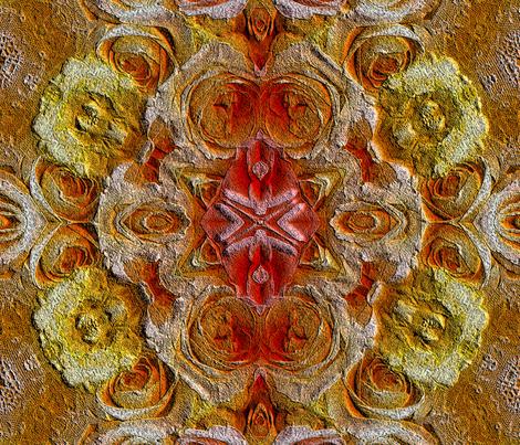 Bouquet fabric by k_shaynejacobson on Spoonflower - custom fabric