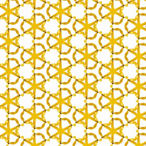 banana line fabric by ruslanus on Spoonflower - custom fabric