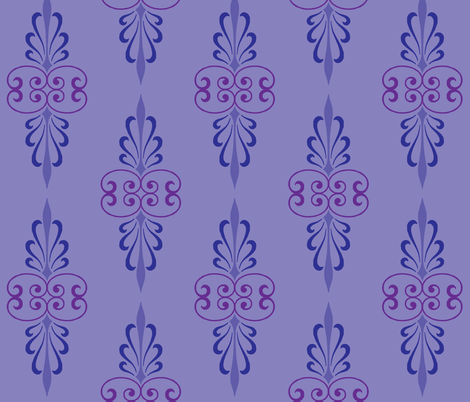 art_deco fabric by wiccked on Spoonflower - custom fabric