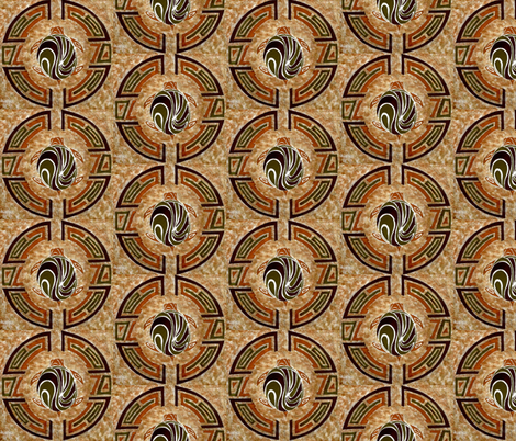 exotic fabric by kushma on Spoonflower - custom fabric