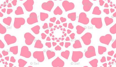 00951991 : love is all around (pale)