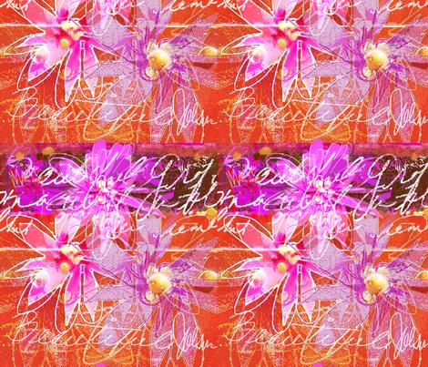 Beautiful Graffiti fabric by joanna_olson on Spoonflower - custom fabric