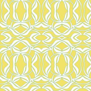 deco leaves yellow