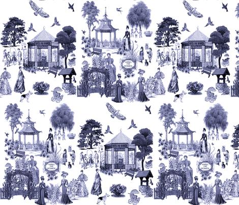 VOTES FOR WOMEN  fabric by bluevelvet on Spoonflower - custom fabric