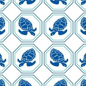Turtles-Blue