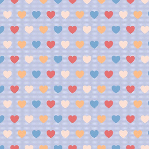 Heart Confetti {3}