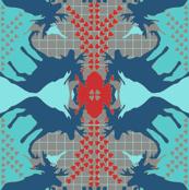 mooses - elk