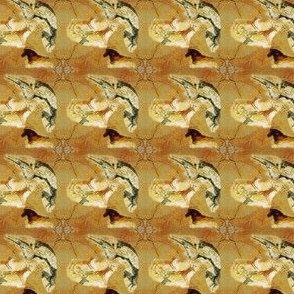 The Lascaux - Cave Paintings