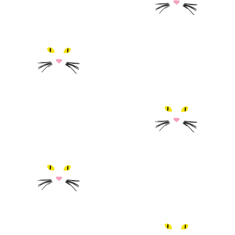 Cats Eyes 2, S fabric by animotaxis on Spoonflower - custom fabric