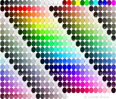 Inkscape Colours