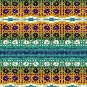 Botanical Garden - Turquoise