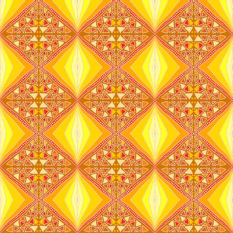 Summer in the Sun by Su_G fabric by su_g on Spoonflower - custom fabric