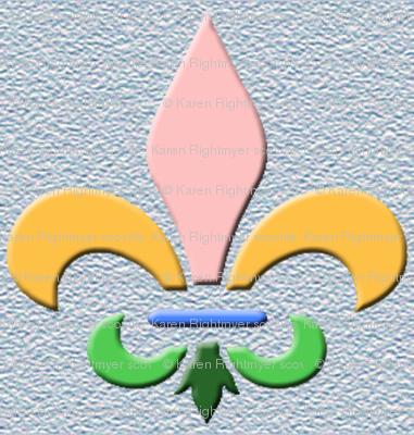 fleur de lis 3