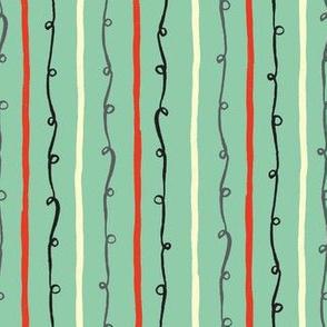 Doodle Stripes