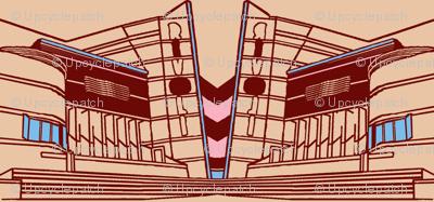 Rivoli Art Deco Stripe