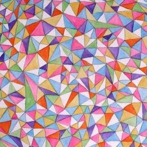 Kaleidoscopic Chaos Original
