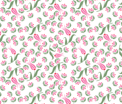 turkish_spring4 fabric by suziwollman on Spoonflower - custom fabric