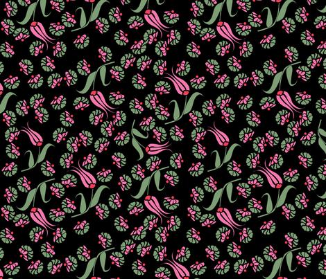turkish_spring3 fabric by suziwollman on Spoonflower - custom fabric