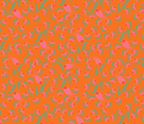 turkish_spring2 fabric by suziwollman on Spoonflower - custom fabric